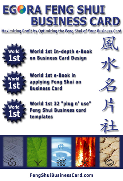 Feng shui business card e book full size e book cover front colourmoves